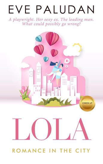 Lola Romance in the City Chick Lit - cover