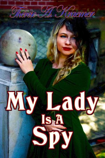 My Lady Is A Spy - cover