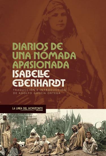 Diarios de una nómada apasionada - cover