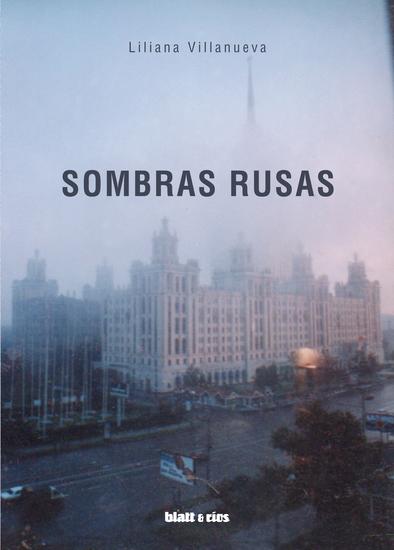 Sombras rusas - cover