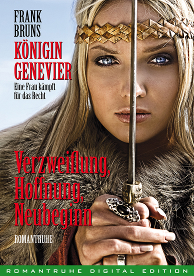 Königin Genevier 1 - Verzweiflung Hoffnung Neubeginn - cover