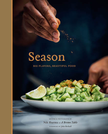 Season - Big Flavors Beautiful Food - cover
