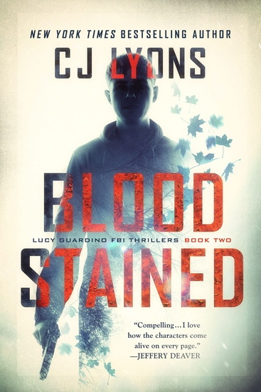 Blood Stained - cover