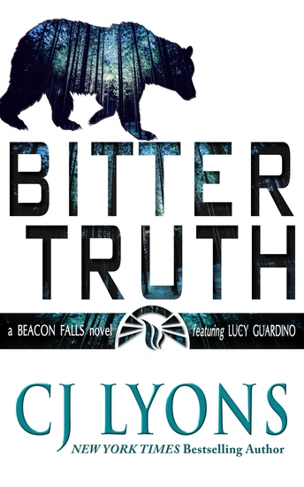 Bitter Truth - A Beacon Falls Thriller featuring Lucy Guardino - cover