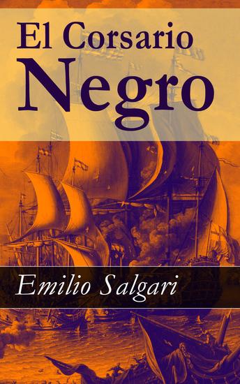 El Corsario Negro - cover