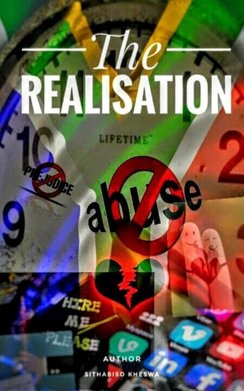 The Realisation - Quite depressing to live within society but don't be Quiet - cover