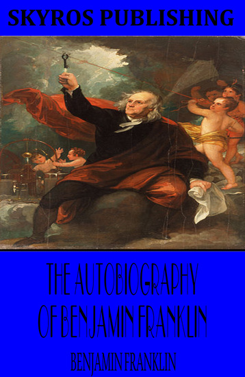 The Autobiography of Benjamin Franklin - cover
