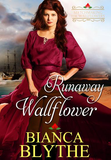 Runaway Wallflower - cover