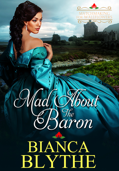 Mad About the Baron - cover
