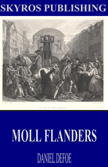 Moll Flanders - cover