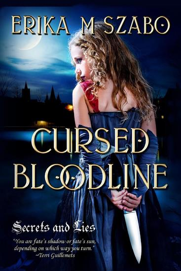 Cursed Bloodline: Secrets and Lies - cover