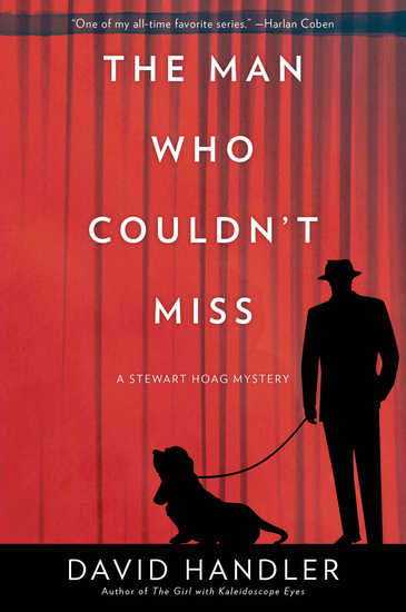 The Man Who Couldn't Miss - A Stewart Hoag Mystery - cover
