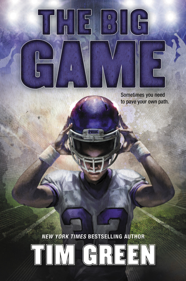The Big Game - cover