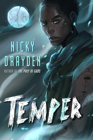 Temper - A Novel - cover
