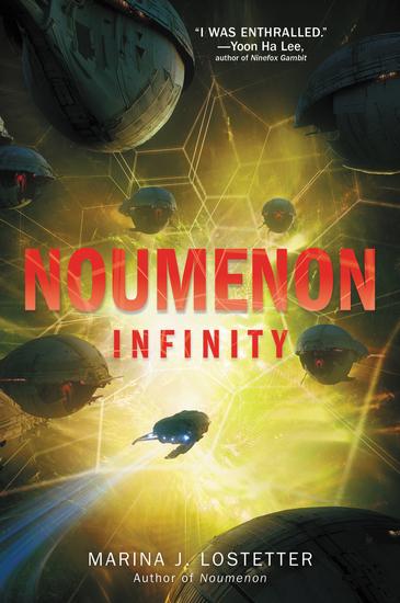 Noumenon Infinity - cover