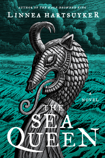 The Sea Queen - A Novel - cover