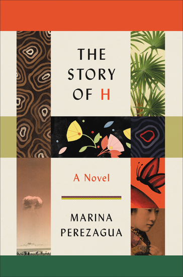 The Story of H - A Novel - cover