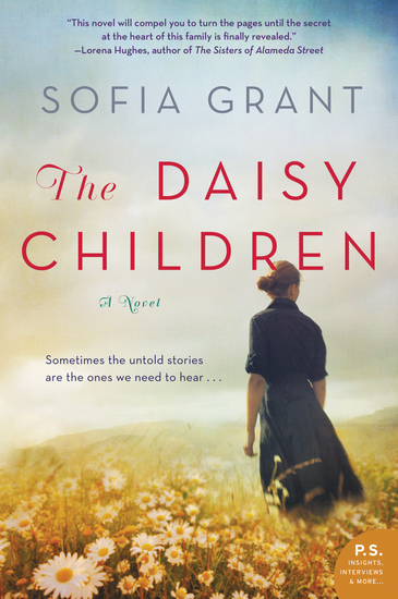The Daisy Children - A Novel - cover