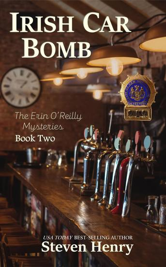 Irish Car Bomb - The Erin O'Reilly Mysteries #2 - cover