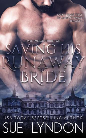Saving His Runaway Bride - Dark Embrace #2 - cover