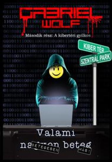 A Kibertéri Gyilkos - cover