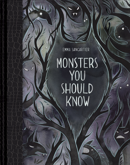 Monsters You Should Know - cover