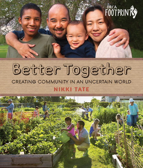 Better Together - Creating Community in an Uncertain World - cover