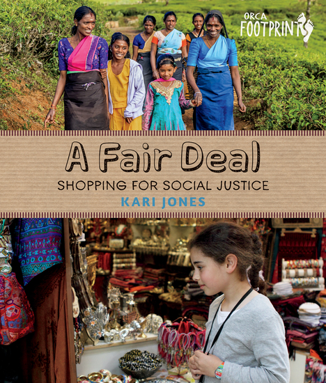 A Fair Deal - Shopping for Social Justice - cover