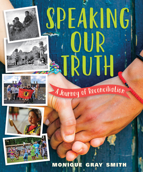 Speaking Our Truth - A Journey of Reconciliation - cover