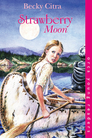 Strawberry Moon - cover