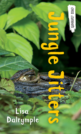 Jungle Jitters - cover