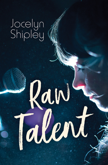 Raw Talent - cover