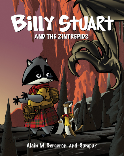 Billy Stuart and the Zintrepids - cover