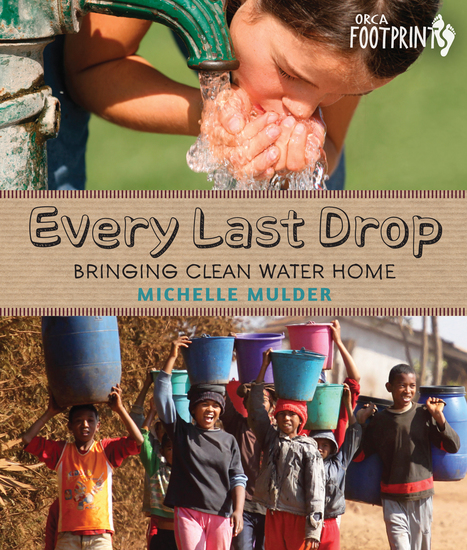 Every Last Drop - Bringing Clean Water Home - cover