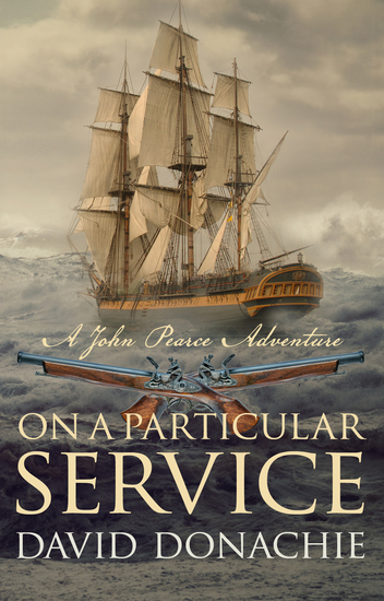 On a Particular Service - cover