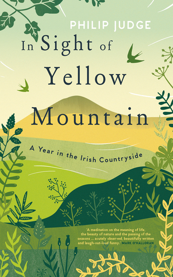 In Sight of Yellow Mountain - A Year in the Irish Countryside - cover