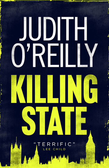 Killing State - The action-packed Sunday Times Crime Club thriller - cover