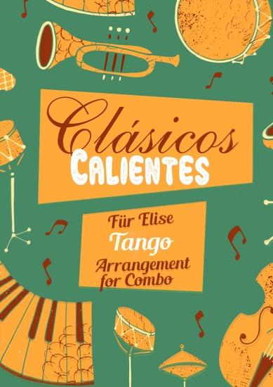 Für Elise - Tango Arrangement - cover