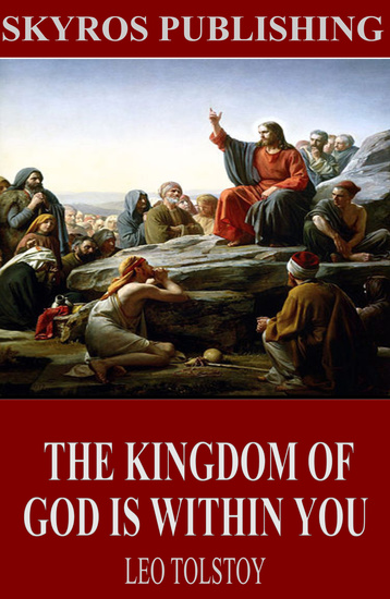 The Kingdom of God Is Within You - cover