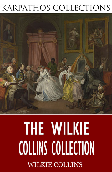 The Wilkie Collins Collection - cover