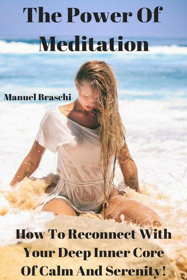 The Power Of Meditation - cover