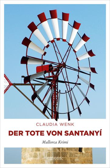 Der Tote von Santanyí - Mallorca Krimi - cover