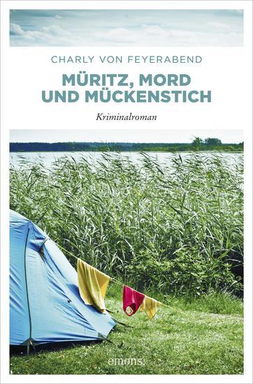 Müritz Mord und Mückenstich - Kriminalroman - cover