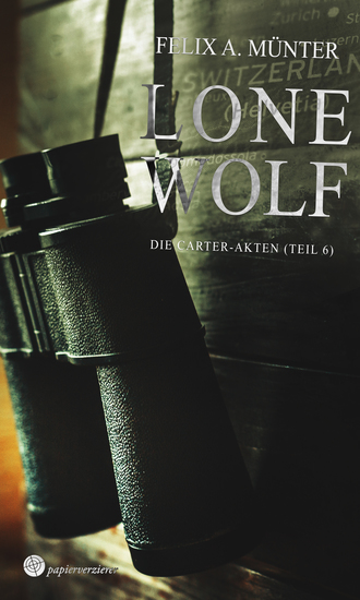 Lone Wolf - Thriller - cover