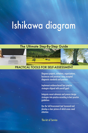 Ishikawa diagram The Ultimate Step-By-Step Guide - cover