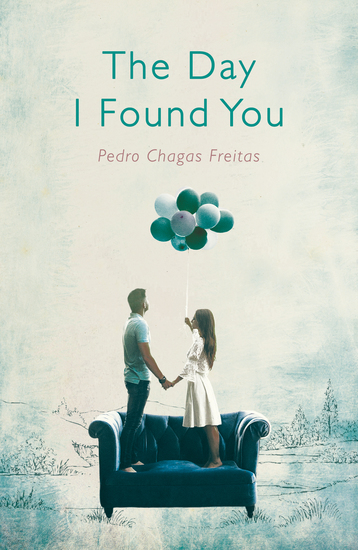 The Day I Found You - cover