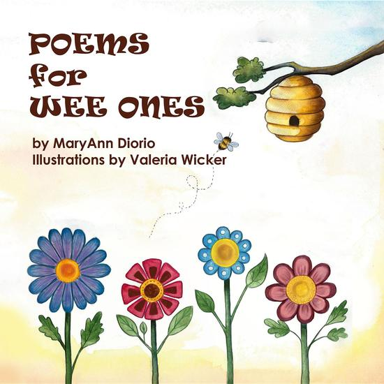 Poems for wee ones - cover