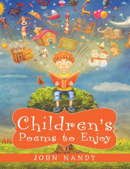 Children's Poems to Enjoy - cover