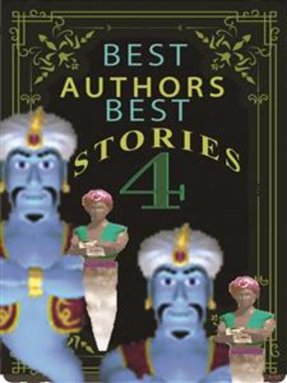 BEST AUTHORS BEST STORiES - 4 - A Newspaper Story - cover