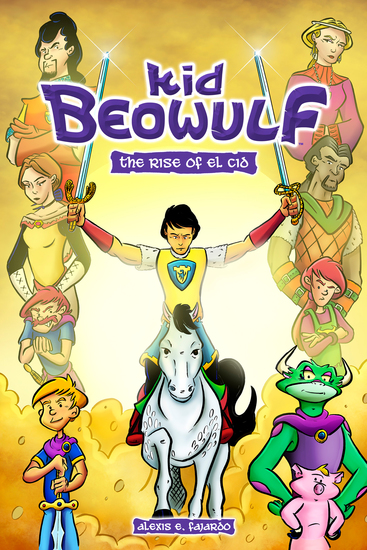 Kid Beowulf: The Rise of El Cid - cover